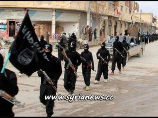 ISIS in Syria and Iraq - USA CIA UK NATO Regime Change War of Terror