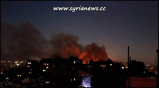 Israel Bomb Damascus International Airport Violates International Law