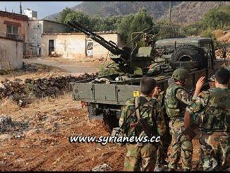 SAA Syrian Arab Army - Idlib - Hama - Aleppo