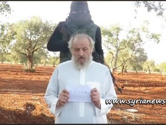 Italy used diplomacy to free Italian Businessman Sergio Zanotti Released from al-Qaeda in Syria