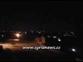 Israel Tests SAA Air Defense Systems over Damascus