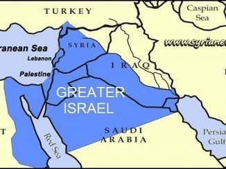 Greater Israel Project - Deal of the Century,