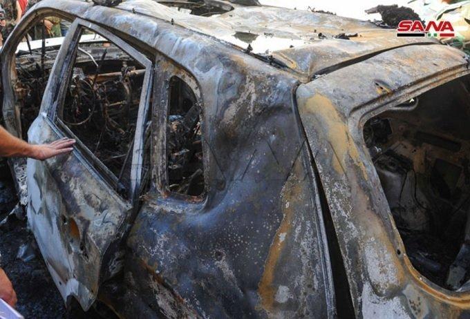 NATO Moderates on Killing Spree in Syria: Martyrs in Damascus & Aleppo